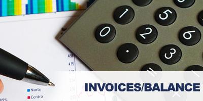 Invoices/Balance